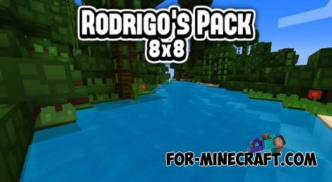 Rodrigo's Resource Pack for Minecraft PE