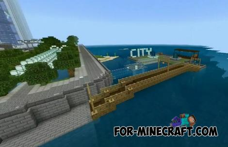 The New City for Minecraft Bedrock