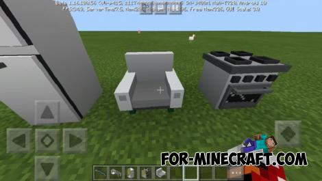 Loled Furniture Addon for Minecraft 1.16.100.57