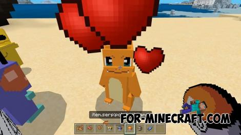 Pokémon Addon for Minecraft Bedrock