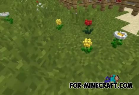 3D Default Texture Pack for Minecraft PE