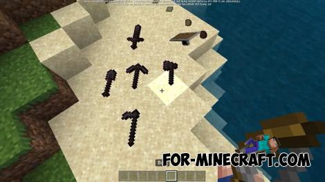 Item Physics Addon for Minecraft PE