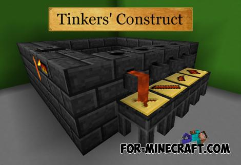 Tinkers' Construct PE Mod for Minecraft PE