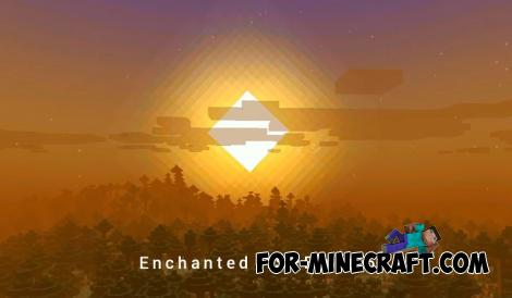 Enchanted HSPE Shader for Minecraft PE