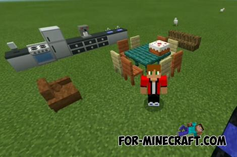 DecoBecraft Addon for MCPE