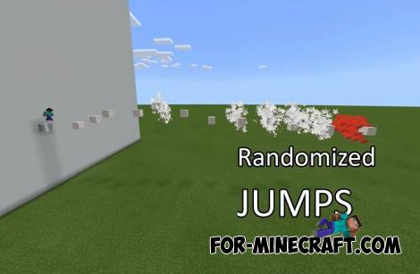 Infinite Parkour Map for Minecraft PE