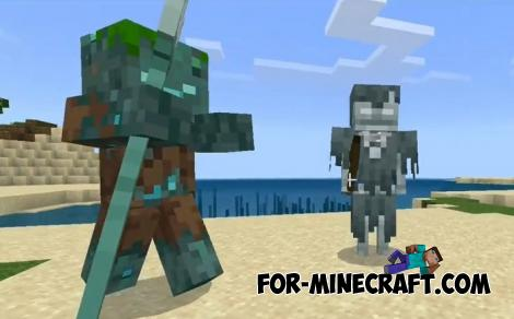 1.5x Mobs Addon for Minecraft PE