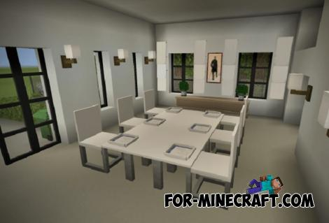 Bob's Furniture Addon for MCPE 1.16