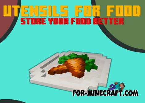 Jars and Plates Addon for Minecraft PE