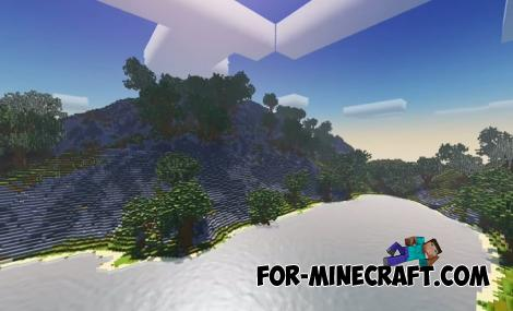 YSSBE Shaders for MCPE 1.16