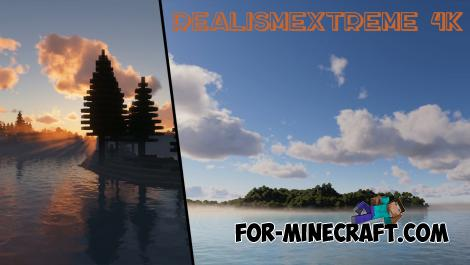 Realism 4K Texture Pack for Minecraft PE