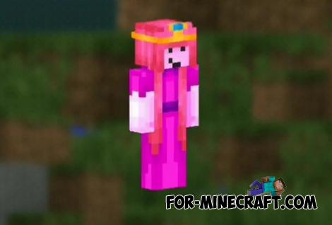 Adventure Time Skin Pack
