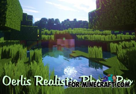 Oerlis Texture Pack for Minecraft PE